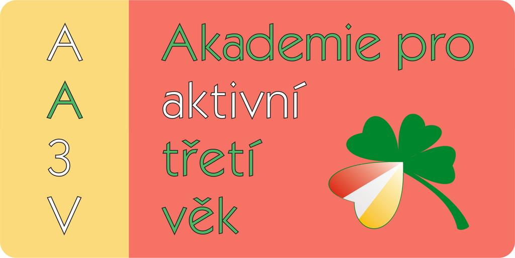 Akademie pro aktivní třetí věk logo