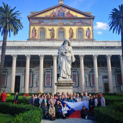 Národní pouť Řím