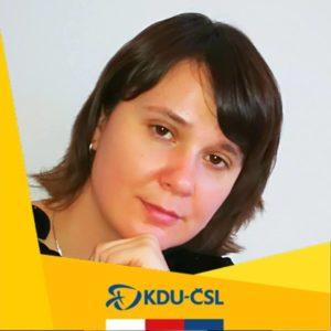 Veronika Čepelková KDU-ČSL
