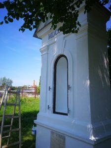 Kaple na Vokliku v Týništi foto